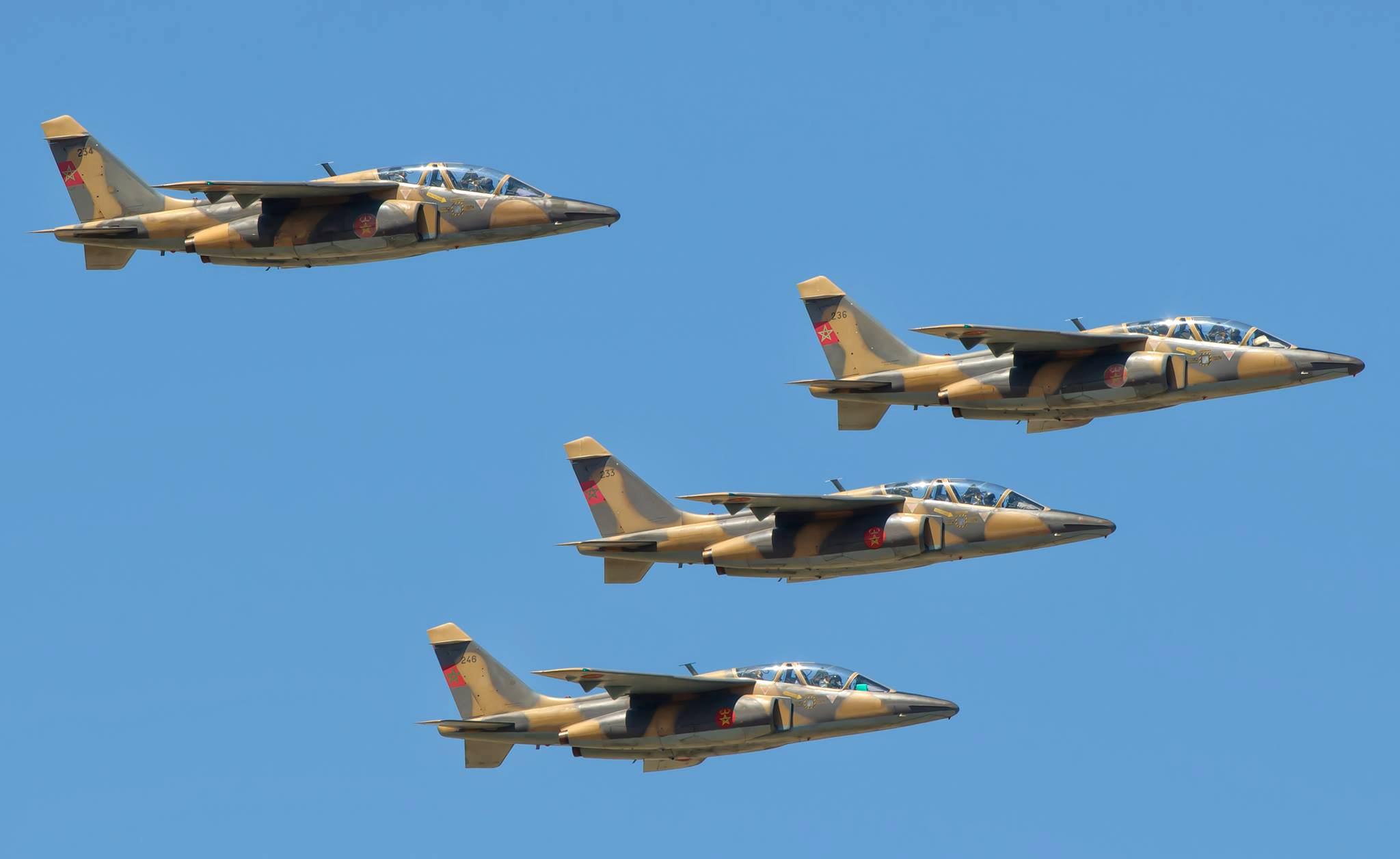 القوات الجوية الملكية المغربية - متجدد - - صفحة 2 160201063651759623