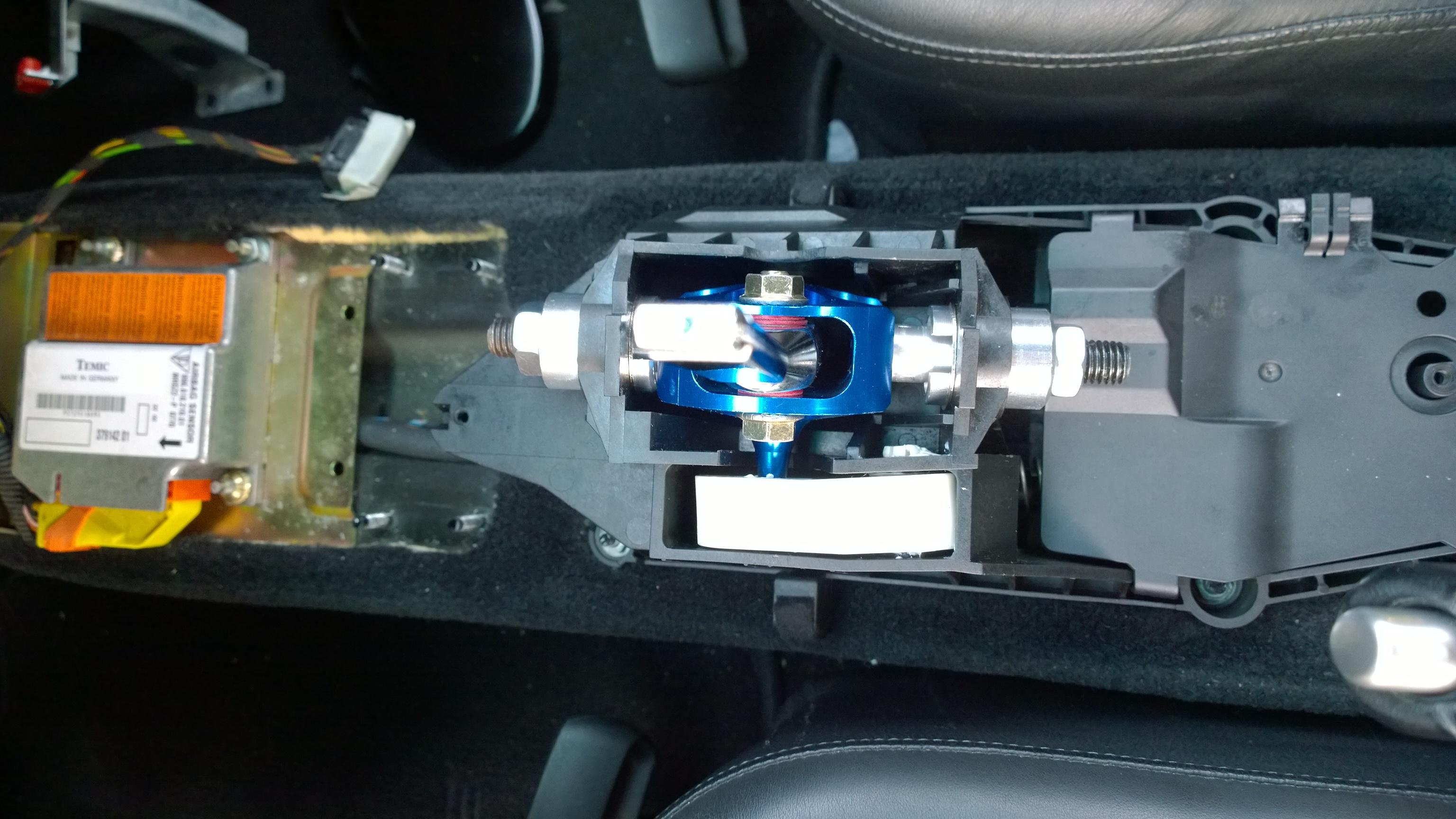Dispo: Short Shifter monté sur roulements. - Page 3 160202060449491803