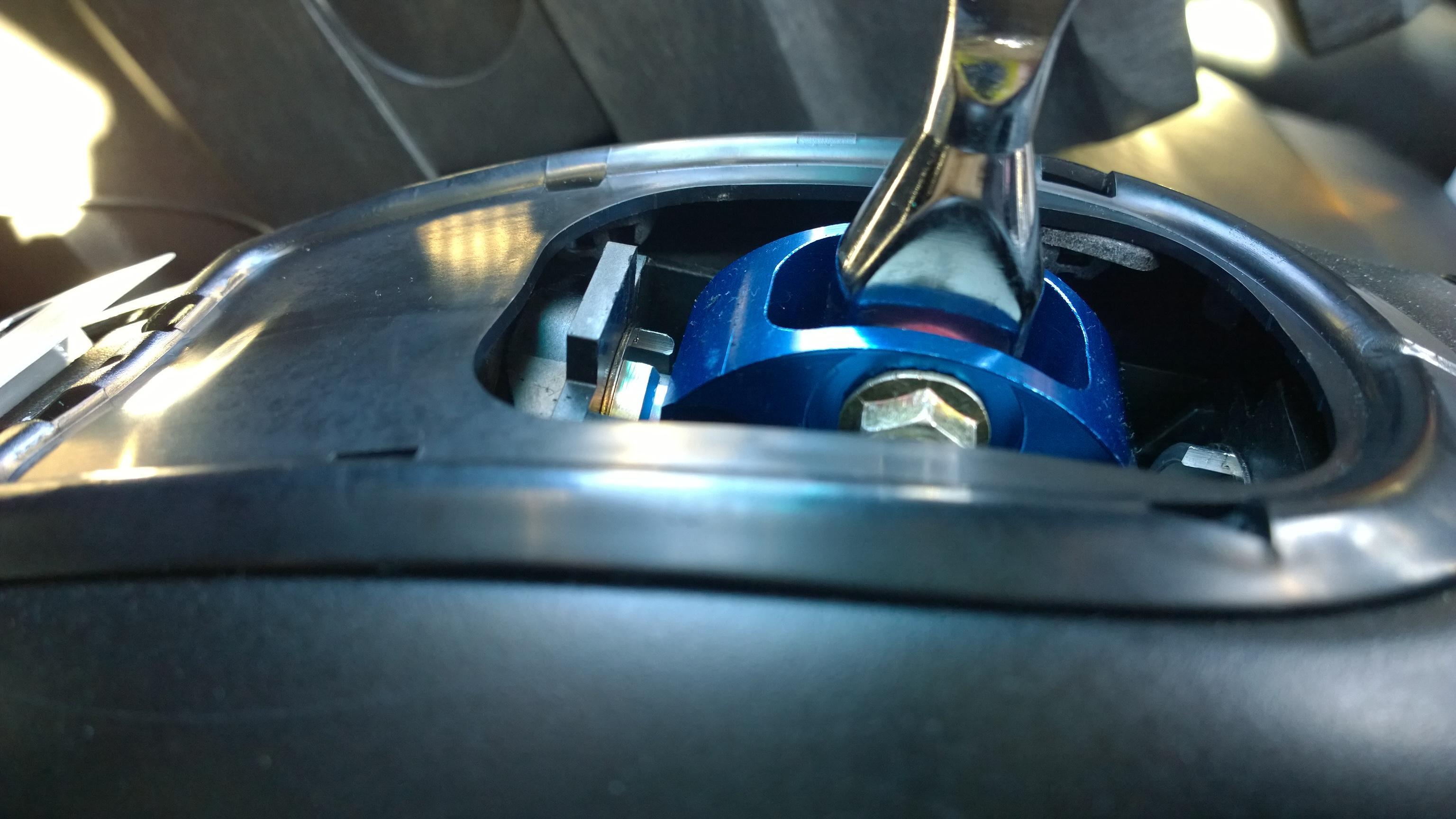 Dispo: Short Shifter monté sur roulements. - Page 3 160202060454315713