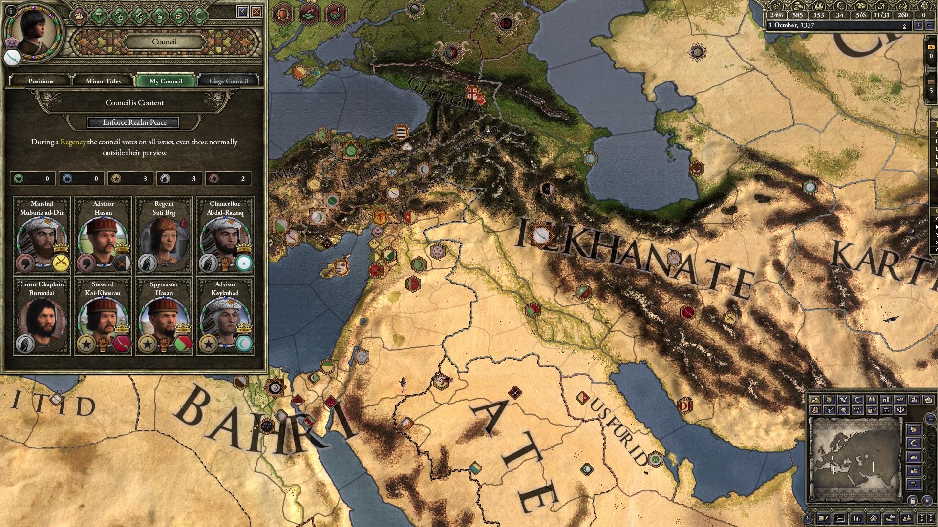 Crusader Kings II: Conclave image 2