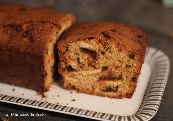 Cake aux pim's