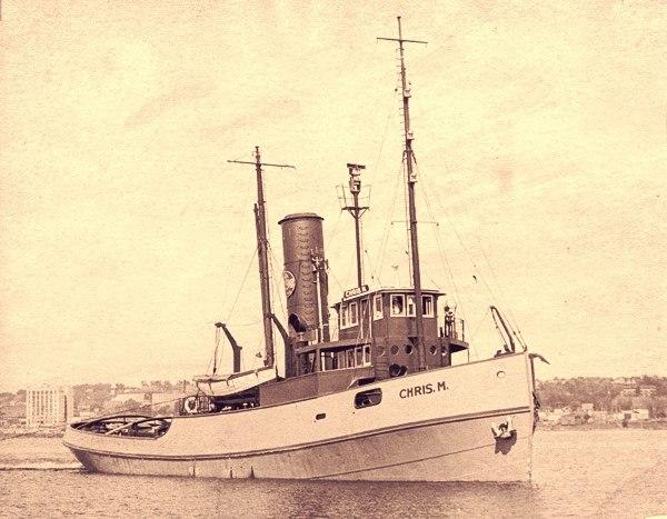 Le baliseur Charles-Babin pourrait bien reprendre la mer 160204121942482894