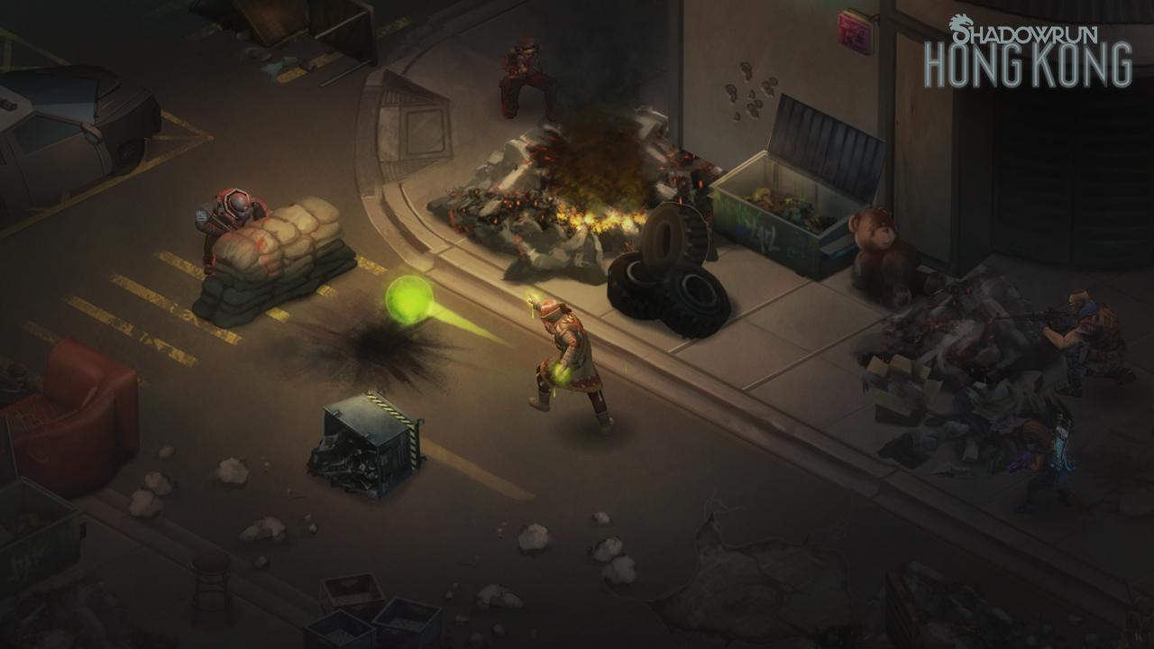Shadowrun: Hong Kong - Extended Edition image 2