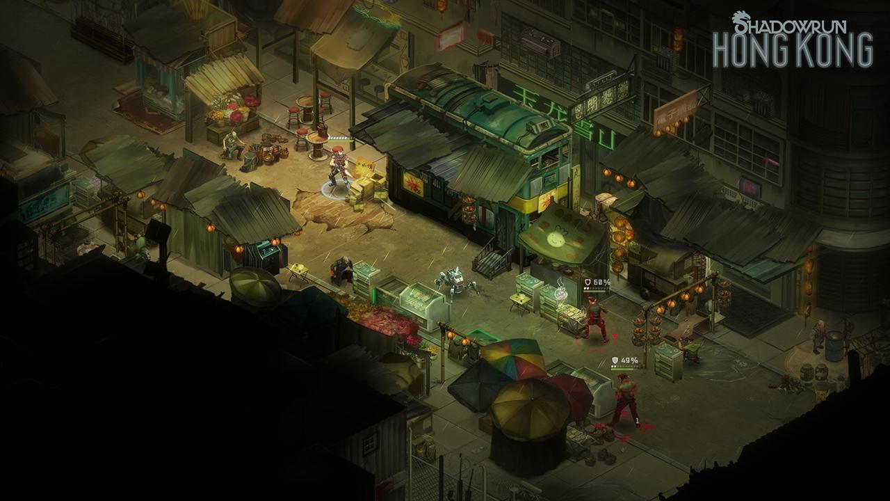 Shadowrun: Hong Kong - Extended Edition image 3