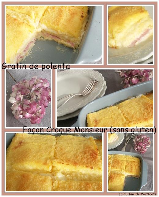 gratin de polenta