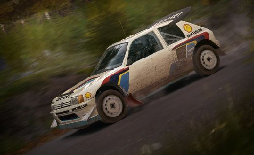 DiRT Rally MULTi5-PROPHET
