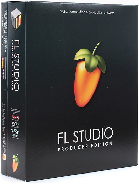 Poster for FL Studio Producer Edition v12.2