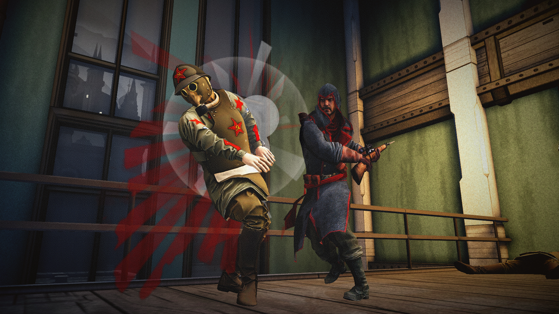 Assassin's Creed Chronicles: Russia image 2