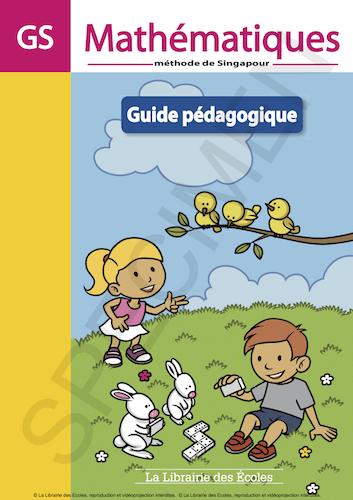 Guide pédagogique de Singapour CP