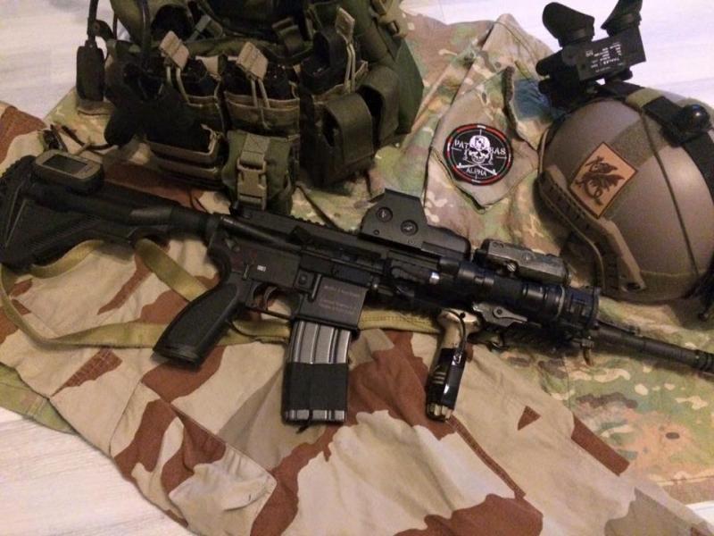 L'histoire du 5e groupe de forces spéciales