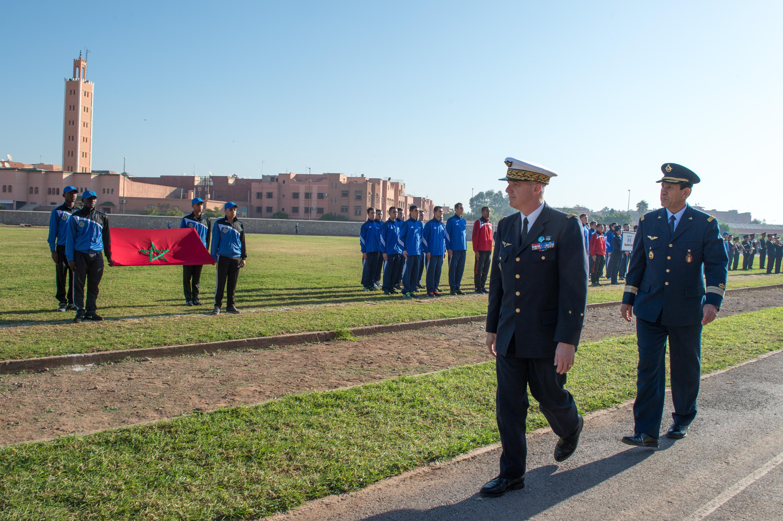 Coopération militaire Maroco - Française  - Page 3 160212051638542583