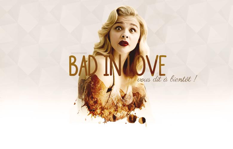 BAD IN LOVE