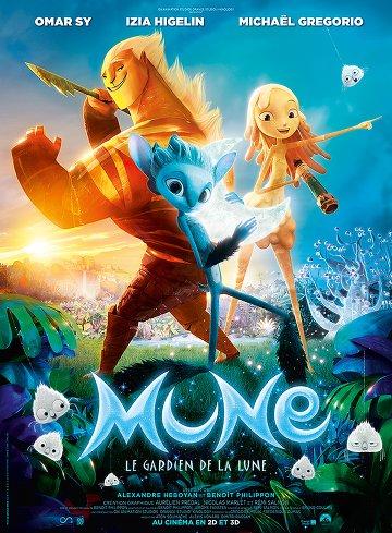 voir film Mune, le gardien de la lune film streaming