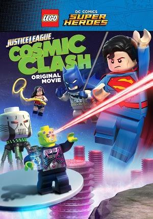 film LEGO DC : L'affrontement cosmique a voir en streaming gratis