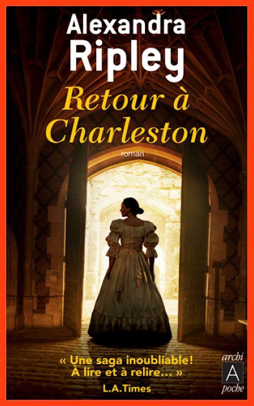 Alexandra Ripley - Charleston - Tome 2 - Retour � Charleston (2015)