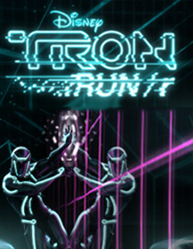 Poster for TRON RUN/r