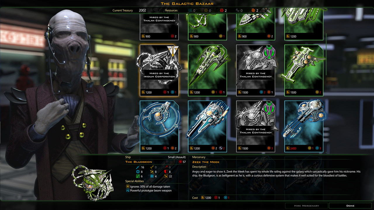 Galactic Civilizations III: Mercenaries image 2