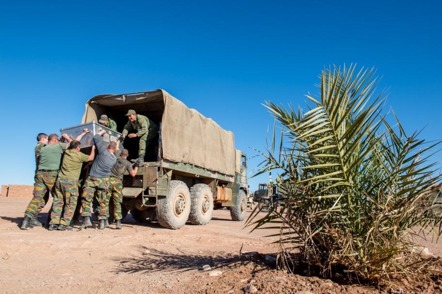 Coopération militaire Maroc-Belgique - Page 2 1602210443164832