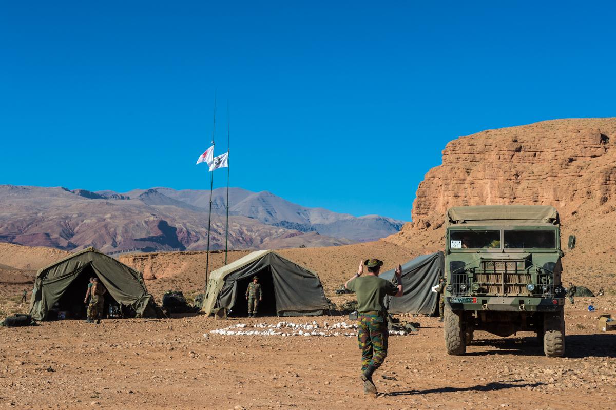 Coopération militaire Maroc-Belgique - Page 2 160221044316688801