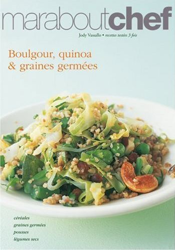 Marabout Chef - Boulgour, quinoa et graines germées
