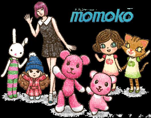 Momoko et Ruruko