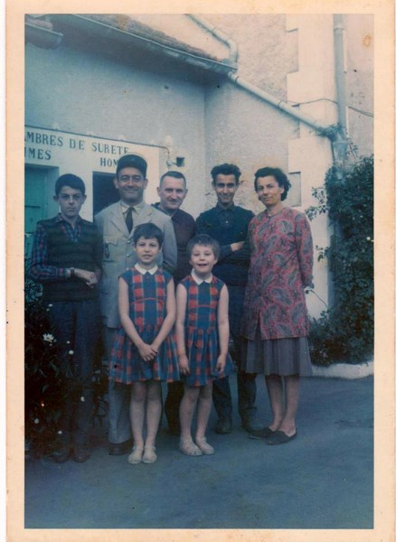 mon enfance ,en brigade à Lezay(79)en 1956 160223062444578987