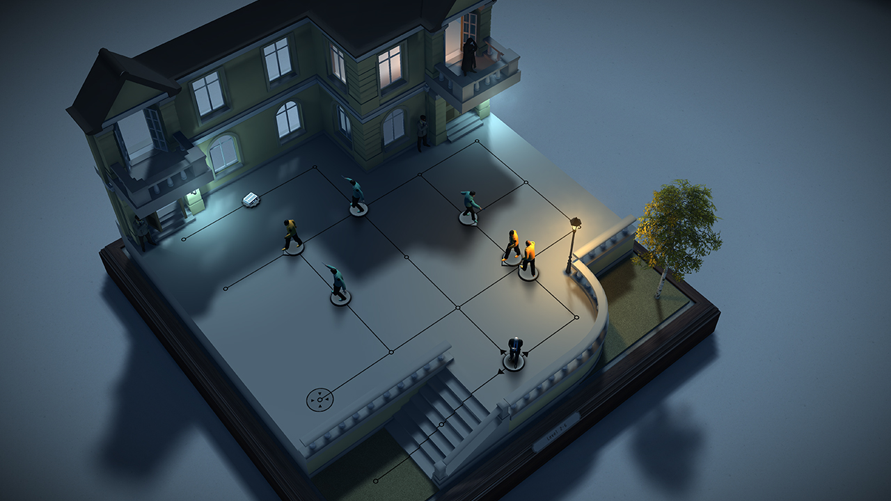 Hitman GO: Definitive Edition image 1