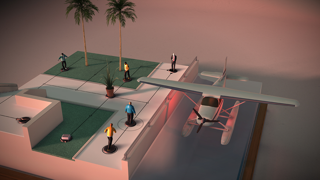Hitman GO: Definitive Edition image 2