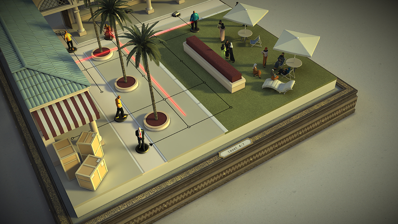 Hitman GO: Definitive Edition image 3