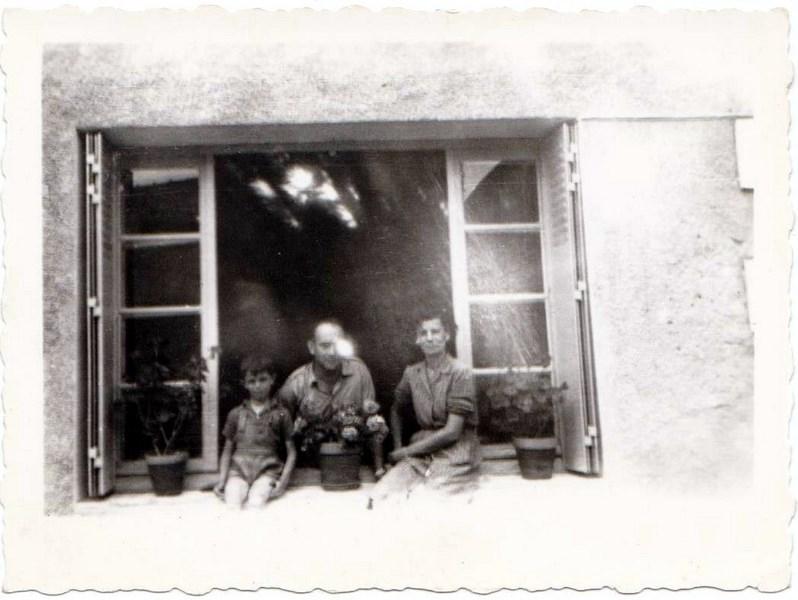mon enfance ,en brigade à Lezay(79)en 1956 160224111739839680