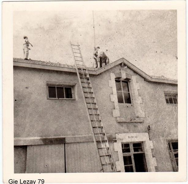 mon enfance ,en brigade à Lezay(79)en 1956 160224114628473503