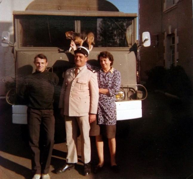 mon enfance ,en brigade à Lezay(79)en 1956 160224114632402508