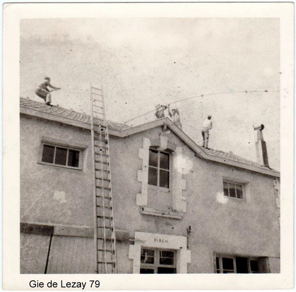 mon enfance ,en brigade à Lezay(79)en 1956 160224114636396755