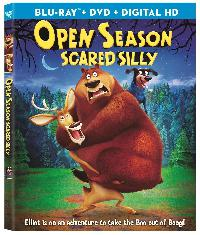 Open Season: Scared Silly (2015) poster image