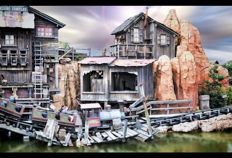 Photos de Disneyland Paris en HDR (High Dynamic Range) ! - Page 3 160225064041854934