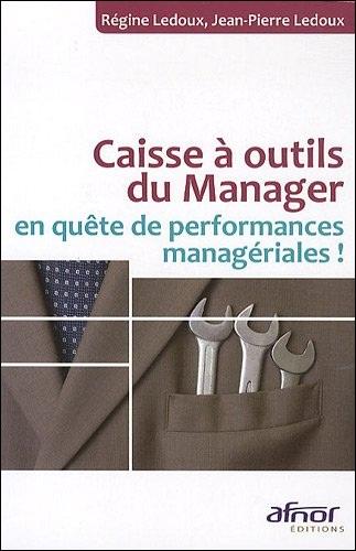 Caisse à outils du Manager en quête de performances managériales