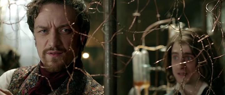 Victor Frankenstein(2015) image