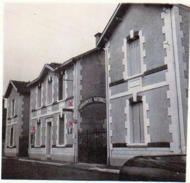 mon enfance ,en brigade à Lezay(79)en 1956 160226105915663645