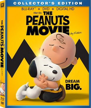 The Peanuts Movie(2015) poster image