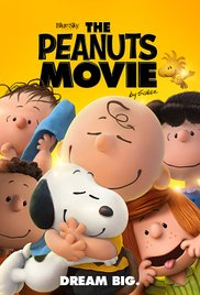 The Peanuts Movie (2015) poster image