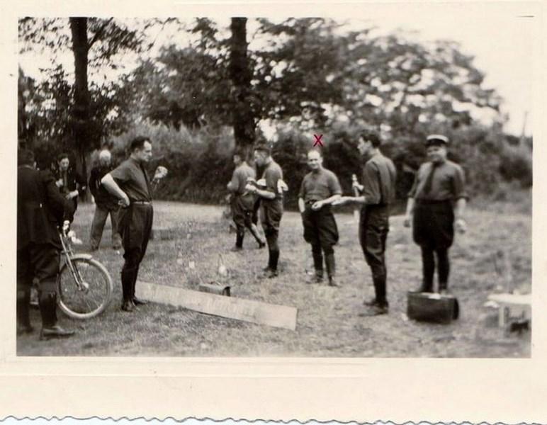 mon enfance ,en brigade à Lezay(79)en 1956 160227051150993991
