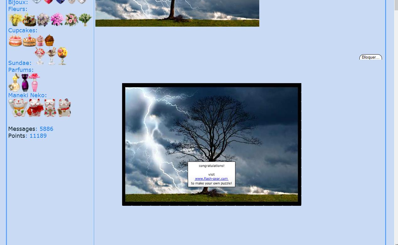 Puzzle #16 - Soir d'orage 160227123441688040