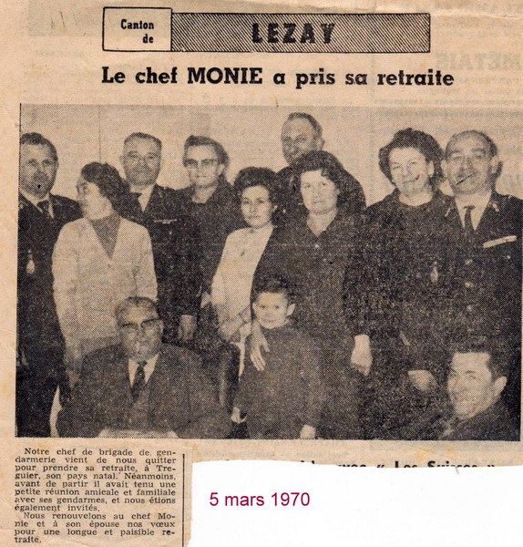 mon enfance ,en brigade à Lezay(79)en 1956 16022904570077063