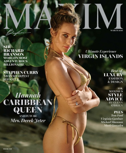 Maxim USA - March 2016
