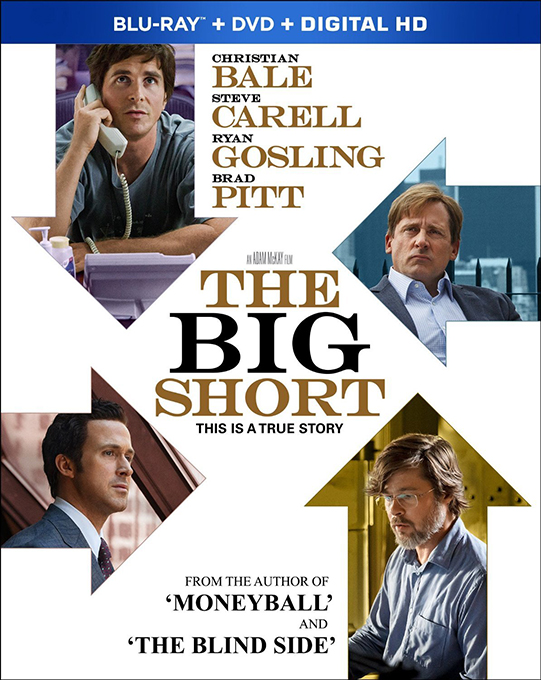 The Big Short (2015) poster image