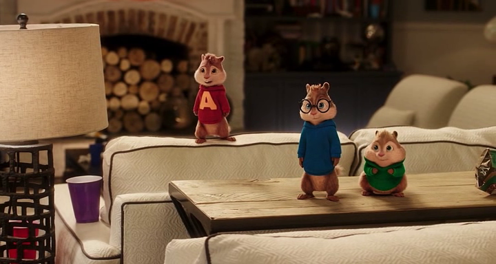 Alvin and the Chipmunks: The Road Chip (2015) image