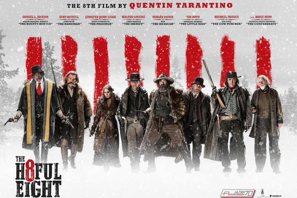 The Hateful Eight (2015) image