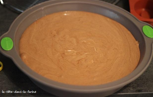 gateau chocolat sans beurre felder