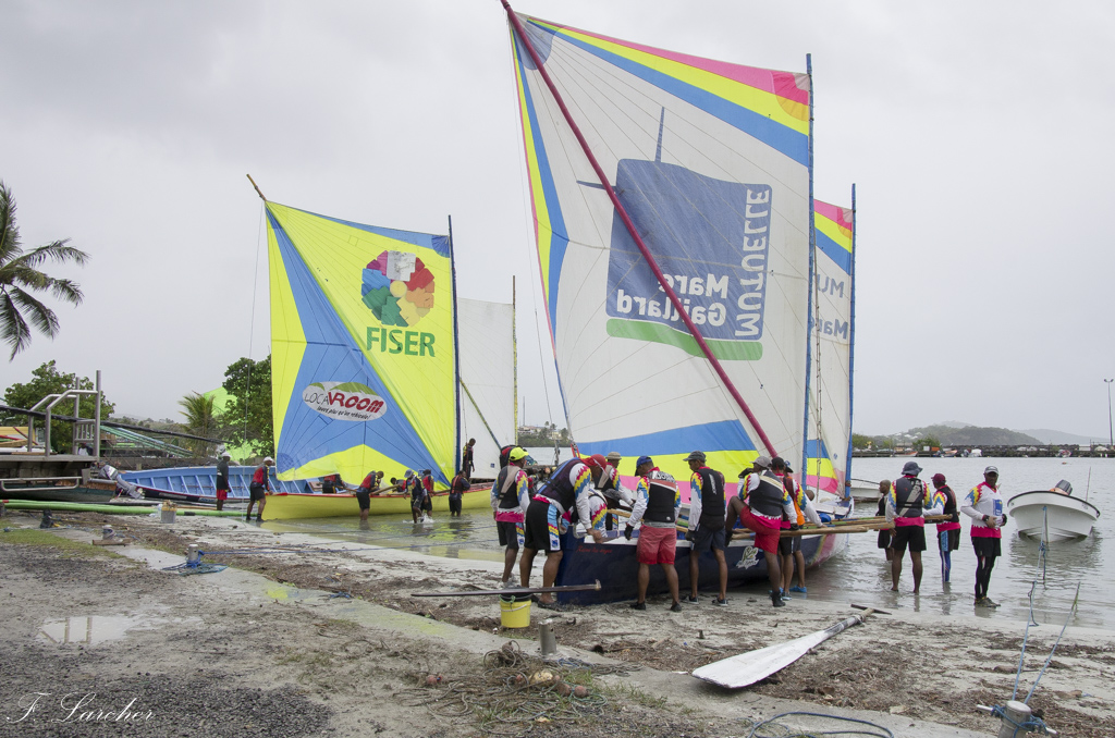 Courses de yoles en Martinique 16030608181652872