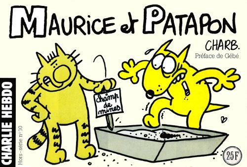 Maurice et Patapon HS 01
